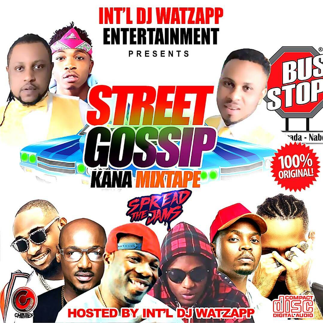 New Afro Beatz Mixtapes Featuring NazB - Official NazB